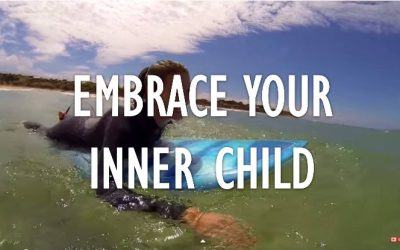 Embrace the Inner Child Within you